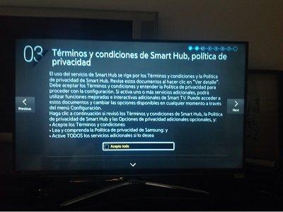 Как приложения в телевизорах серии h