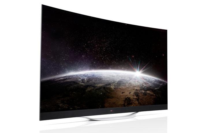 LG 77-Tommer OLED-телевизор