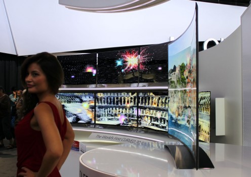 LG 77-дюймовый 4K OLED-телевизор