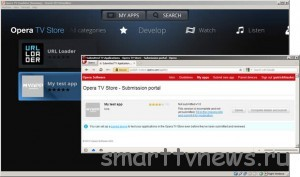 Пользовательская установка ForkPlayer 2 5 в Opera Store (SONY SMART TV)