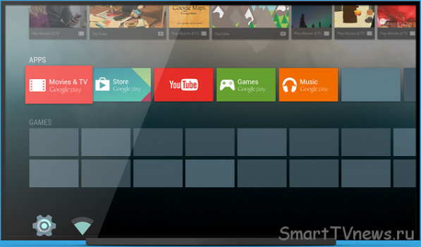 android-tv-interface