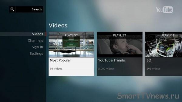 приложение ютуб для телевизора Lg скачать - фото 2