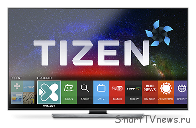 Установка виджетов на Samsung Smart TV 2015 (J Серия)