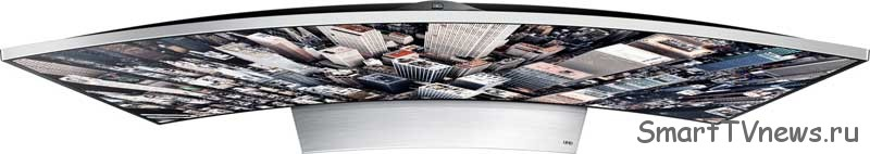 Samsung-UE65HU8500L-curved-television-top-view