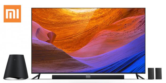 Xiaomi представила три новых смарт-телевизора Mi TV 3S