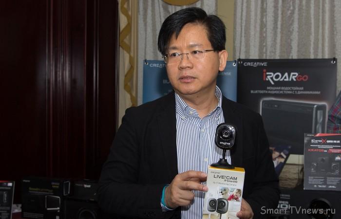 Creative Technology представила на российском рынке новую смарт-камеру