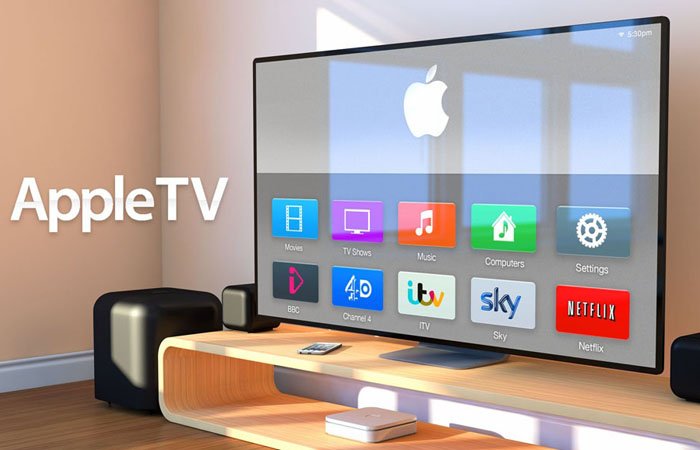 Apple прекращает производство телевизионной приставки третьего поколения