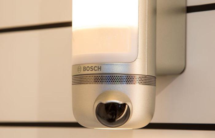 Bosch Smart Home представила новую многофункциональную смарт-камеру