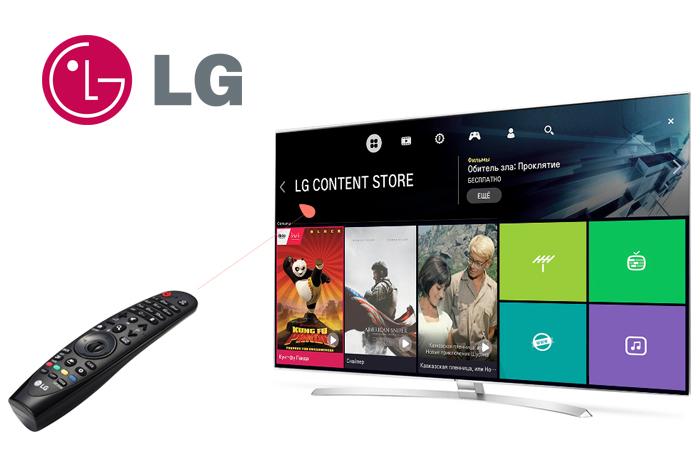 Смарт-телевизоры LG получат функцию оплаты контента