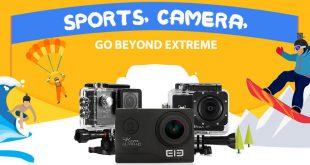 Огромная распродажа экшн-камер