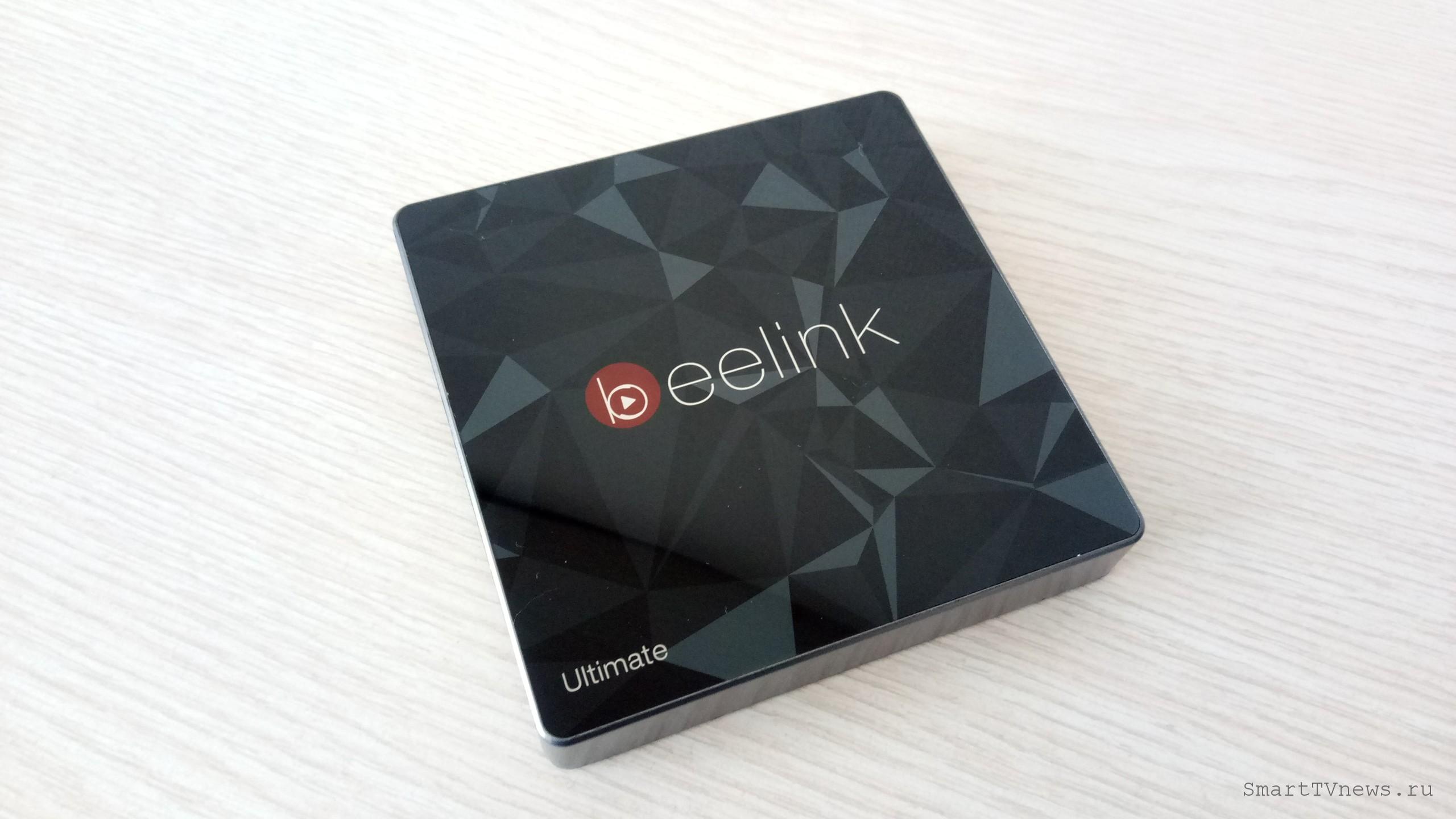 Дизайн Beelink GT1 Ultimate