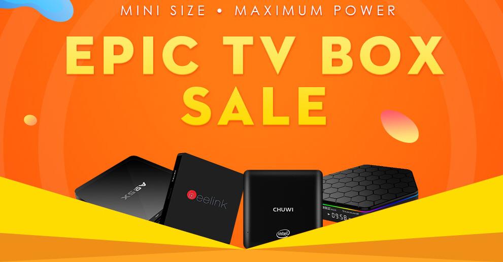 TV-box по низкой цене
