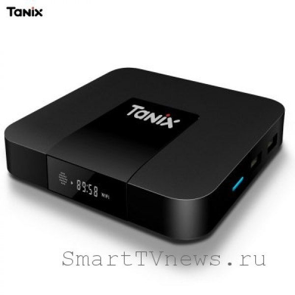 Обзор Tanix TX3 Mini — ТВ-бокс на новом процессоре Amlogic S905W
