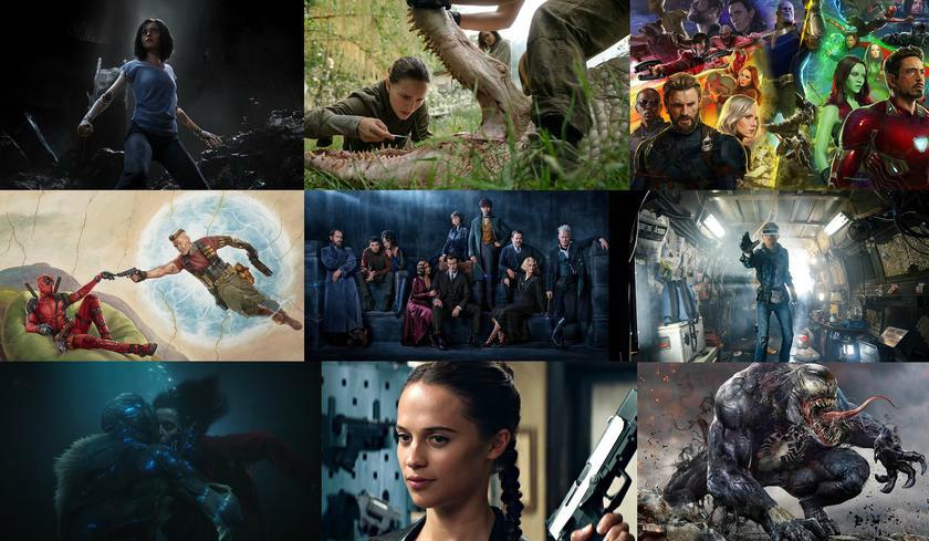 Самые ожидаемые фантастические фильмы 2018 года