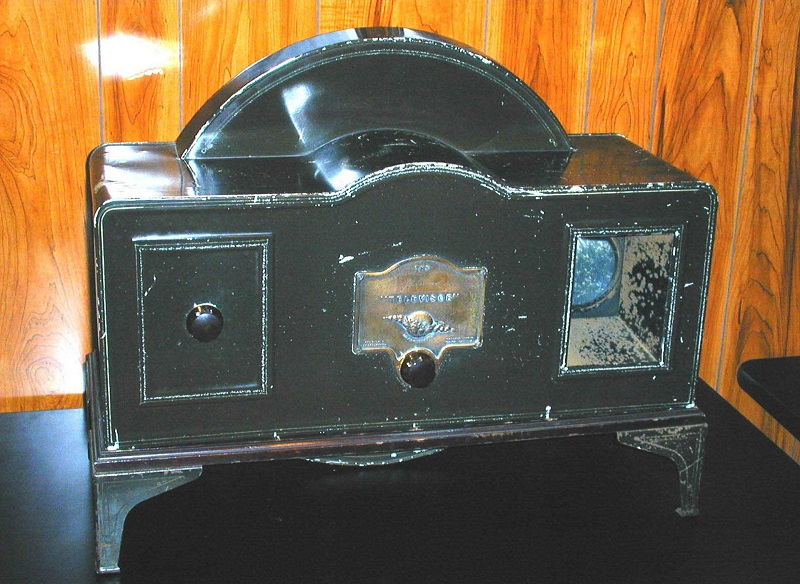 Механические телевизоры