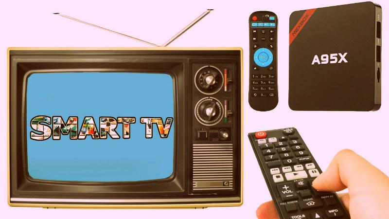 Как подключить Смарт ТВ-приставку к старой модели телевизора