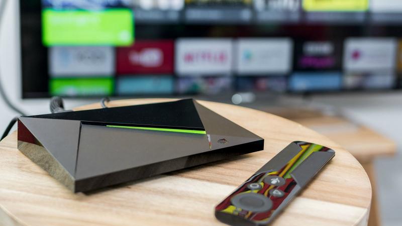 Лучшая android приставка для игр: Nvidia Shield TV