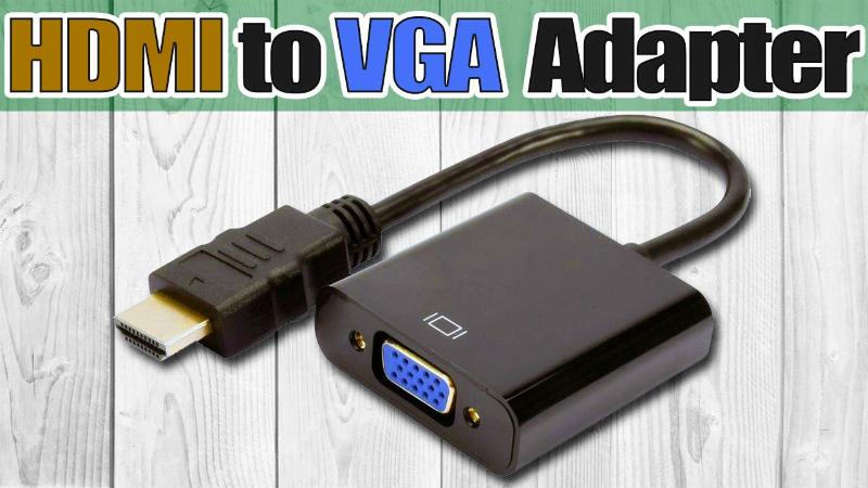 Переходник HDMI VGA