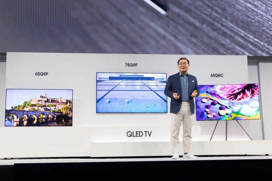 Полный обзор телевизоров Samsung 2018 года